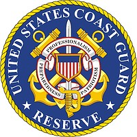 U.S. Coast Guard Reserve, seal (#2)