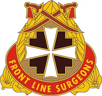 U.S. Army 3rd Medical Command, distinctive unit insignia