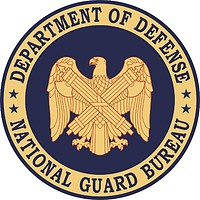 U.S. National Guard Bureau, seal (#2)
