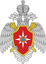 Russian Ministry for Emergency Situations, examplary insignia of a regional office