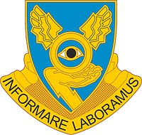 U.S. Army 1st Military Intelligence Battalion, distinctive unit insignia