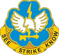 U.S. Army 207th Military Intelligence Brigade, distinctive unit insignia